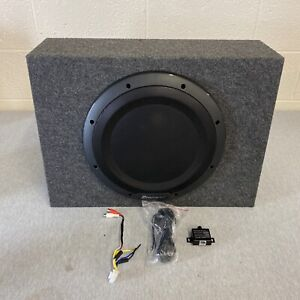 """Pioneer TS-WX1210A 12"""" Sealed enclosure active subwoofer with built-in amplif..."""