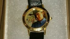TG SHEPPARD lot FAN CLUB WATCH, MAGNET, 3 T-SHIRTS 2 signed autographed VINTAGE