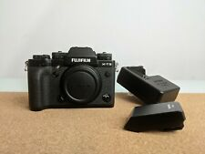Fujifilm X-T3 26.1MP Digital Camera - Black (Body Only)