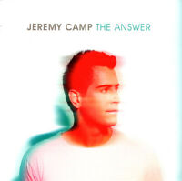 Jeremy Camp • The Answer CD 2017 Stolen Pride Records •• NEW ••