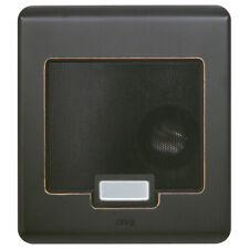 On-Q/Legrand Selective Call Intercom Door Unit, Oil-Rubbed Bronze (IC5002-OB)