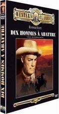 DVD Dix hommes à abattre Randolph Scott Neuf sous cellophane