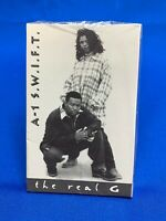 A-1 S.W.I.F.T. ‎Swift The Real G Cassette Single Indie Rap Turn Yourself Around