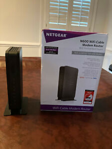 Netgear C3700 WiFi Cable Modem Router - Xifnity, Comcast, Spectrum!