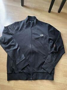 y3 adidas yohji yamamoto Herren Jacke Trainingsjacke Schwarz XL Gebraucht