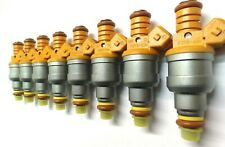 1997-2002 FORD Expedition SET of (8) 4 hole Injectors 4.6, 5.4, Shipped Priority