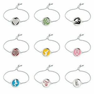 Adjustable Bracelet Aromatherapy Essential Oil Diffuser Bracelet Women Jewelry
