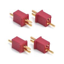 10Pairs/ 20PCS  Mini Micro Dean Deans T plug Connectors For RC LiPo NiMh Battery