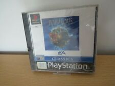 POPULOUS THE BEGINNING SONY PLAYSTATION 1 PS1 UK PAL new sealed