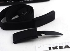 Tactical Nylon Belt Waistband Knife Self Defense Boot Dagger Outdoor Survival P
