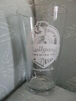 Railyard Brewing Co., Montgomer, AL, Pint Beer Glass