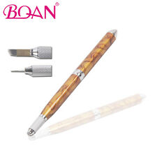 Fashion Eyebrow Tattoo Pen Permanent Makeup Manual Eyebrow Microblading Pencil