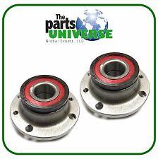 Rear Wheel Hub & Bearing / Axle Bearing LO23540 Fiat 500 Set of 2