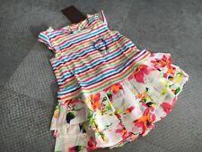 ce62693c70f36 robe bébé fille CATIMINI thème Urban 12 mois neuf avec étiquette
