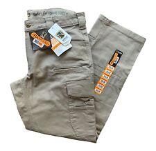 Noble Outfitters FullFlexx Cargo Pants Heavy Duty Canvas Work Pants - Mens 32x30