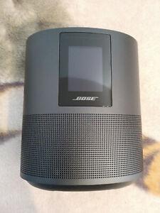 Bose Home Speaker 500 - Compact Smart Speaker- Triple Black