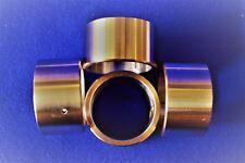 Napkin Rings (Bearing insert rings From Deltic Engine) Set of 4