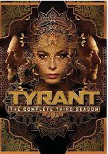 PRE ORDER : TYRANT - THE COMPLETE SEASON 3 - DVD - UK Compatible