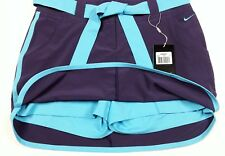 Nike Golf Convertible Skort Skirt Shorts Size 8 M Dri Fit Swoosh Logo NEW Tags
