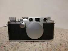 Leica IIIf Red Dial 35mm Film Rangefinder Screw Mount Camera Body