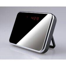 CAMARA ESPIA WIFI P2P OCULTA EN RELOJ DESPERTADOR FULL HD 1080P GRABACION SD