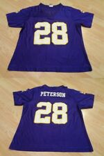 Women's Minnesota Vikings Adrian Peterson L Jersey NFL Team Apparel Jersey