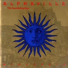 Alphaville CD The Breathtaking Blue - Europe (M/M)