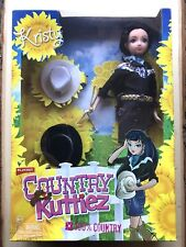 NEW Kristy COUNTRY KUTTIEZ Cuties WESTERN COWGIRL Fashion Doll MISS RODEO NLA