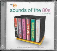 2 CD COMPIL 36 TITRES--SOUNDS OF THE 80s VOL.2--KODALINE/SEAL/HENDERSON/WOON