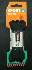"Peak Sport 36""  Black Oval Sport Laces   One Pair"