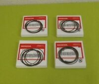 HONDA CIVIC TYPE R FD2 RING SET X4pc (PISTON) ONE CAR SET 13011-PRA-E02 genuine