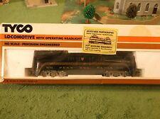 Vintage ITB Tyco Dual Lighted Pennsylvania Line GG1 Pantograph Train Engine Car