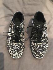 Nike Free TR Fit 4 Leopard Print Trainers UK 4.5