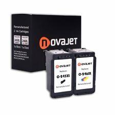 Novajet PG-245XL CL-246XL Ink Cartridge For Canon PIXMA MG2500 MG3022