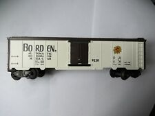 Lionel 6-9220 Borden Operating Milk Car and milk cans, instructions