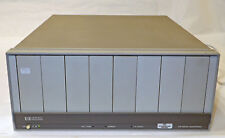 HP / AGILENT 70001A MAINFRAME WITHOUT DRIVERS GOOD CONDITION TESTED AND WORKING!