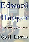 Edward Hopper: An Intimate Biography-ExLibrary