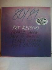 Pat Metheny - 80/81 (album doppio) - 1980 - ECM Records
