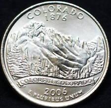 2006 D Colorado State BU Washington Quarter