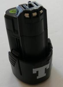 Battery for Bosch 10.8V 1.5Ah Li-ion 10.8Volt Bosch BAT 411 BAT 411A GSR Lithium