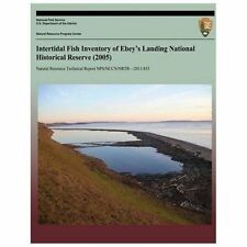 Gezeitenzone Fish Inventory of Ebey's Landing National Historical Reserve...