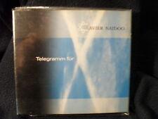 Xavier Naidoo  Telegramm für  CD plus DVD