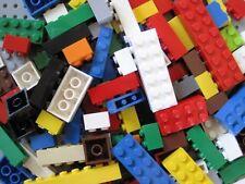 LEGO 200 PIECE BULK LOT OF BRICKS AND PLATES  (100 BRICKS & 100 PLATES)