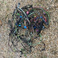 AUDI 80 B4 CONVERTIBLE CABRIOLET CENTRE LOCKING ELECTRIC WINDOW WIRING LOOM