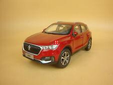 1:18 BORGWARD BX5 SUV MODEL CAR red color