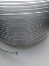 10m Luftschlauch Aquariumschlauch 4/6mm transparent Wasserschlauch