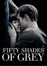 Fifty Shades of Grey (DVD, 2015) NEW & SEALED