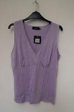 Debenhams Waist Length V Neck Tops & Shirts for Women