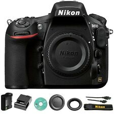 Nikon D810 Digital SLR / DSLR Camera Body Only - Summer Time Sale