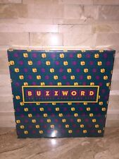 BUZZWORD THE FASTEST WORD GAME EVER NEW SEALED